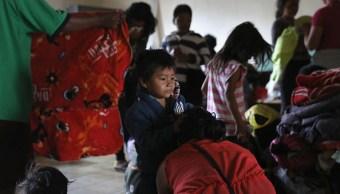 300 miembros de la caravana migrante llegan a tijuana baja california