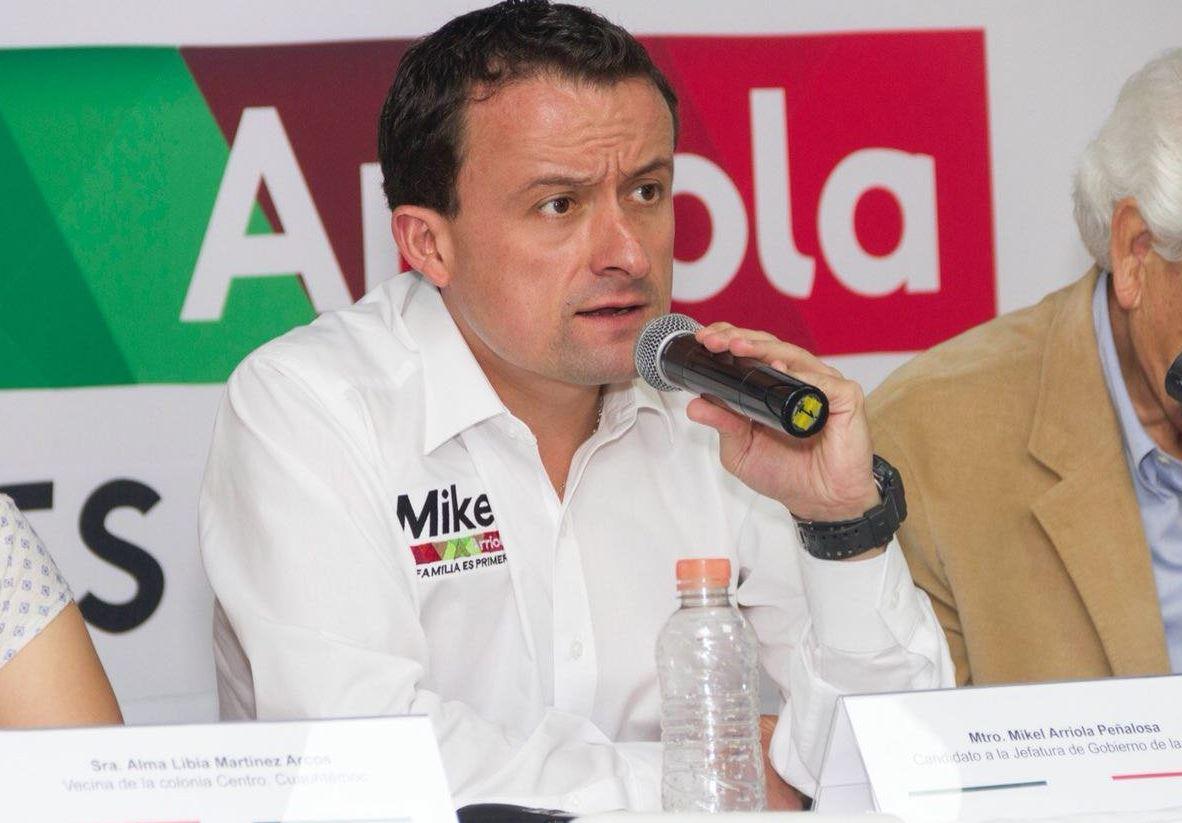Presenta Mikel Arriola plan de movilidad para la CDMX
