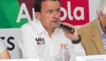 Arriola propone construcción de tres nuevas líneas del Metro