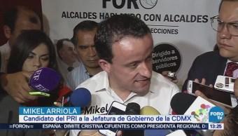 Mikel Arriola denuncia que vagoneros y ambulantes son resultado del clientelismo