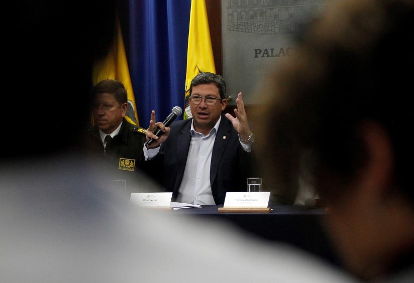 Ecuador confirma nuevo secuestro por grupo armado en frontera con Colombia