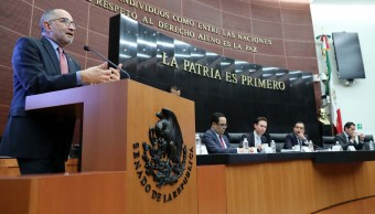 SCJN exhorta a legisladores a aprobar Ley de Propaganda Gubernamental