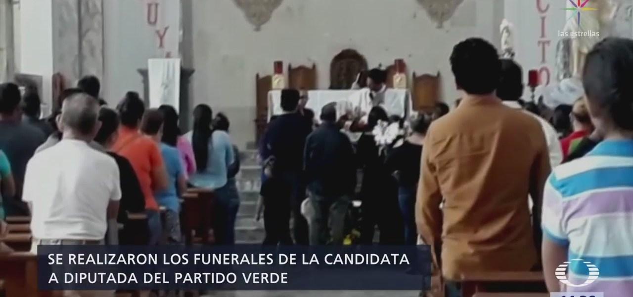 Misa Morelia Honor Candidata Asesinada