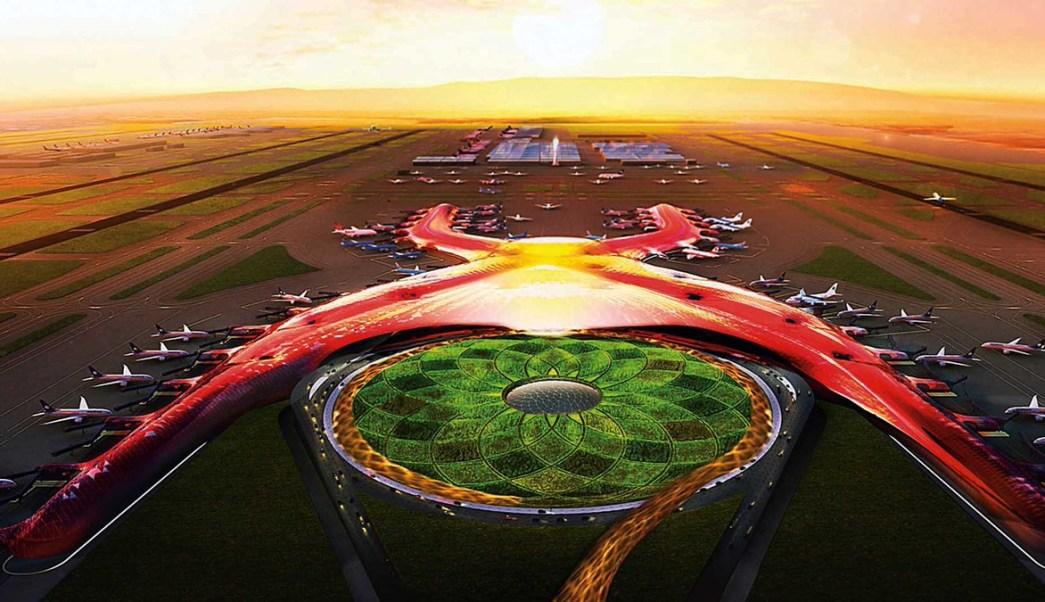 Moody's cancelar nuevo aeropuerto tendría consecuencias negativas