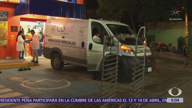 Muere delincuente en intento de asalto en Santa Martha Acatitla, CDMX