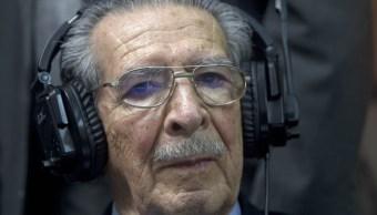 Fallece el general golpista Ríos Montt, juzgado por genocidio en Guatemala