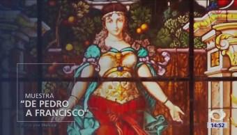 Muestra Arte Vaticano Expondrá San Ildefonso