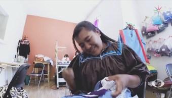 Mujeres Rarámuris Exportan Ropa Mujer Extranjero