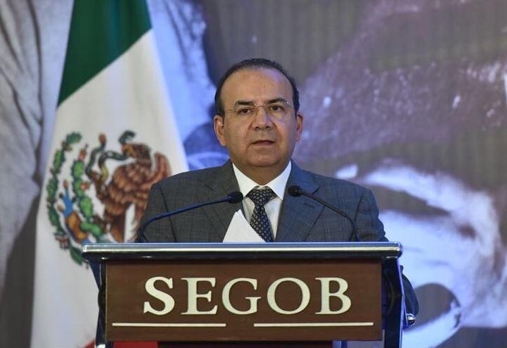 Gobierno no negocia la aplicación de la ley: Navarrete Prida