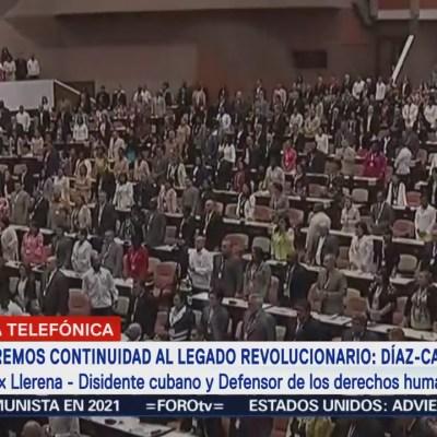 No habrá cambios en Cuba con llegada de Miguel Díaz-Canel: Disidente