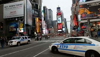 Policía Nueva York refuerza seguridad incidente Toronto