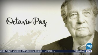Octavio Paz a 20 años de su muerte