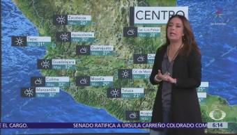 Onda de calor con temperaturas de 35 grados afectará 27 estados