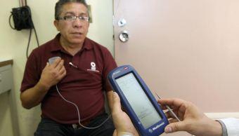 IMSS atiende a pacientes con Parkinson con tecnología de estimulación cerebral. (Sitio Oficial)