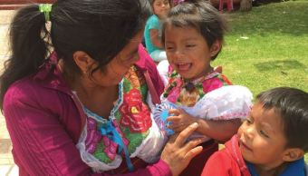 Pacto por la Primera Infancia da atención integral a niños en México