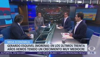 Panorama económico de México, análisis de Esquivel, Madrazo y Chertorivski en Despierta