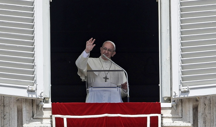 Papa Francisco celebra acuerdo de líderes de las dos Coreas