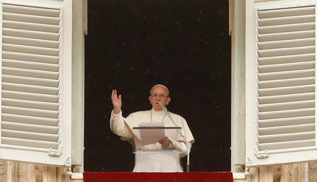 Papa Francisco preocupado por falta de acuerdo de paz en Siria