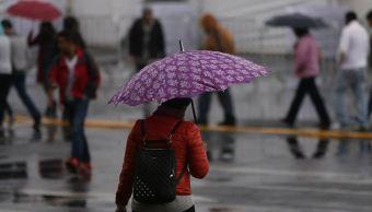 CDMX activa Alerta Amarilla en 11 delegaciones por lluvia y granizo