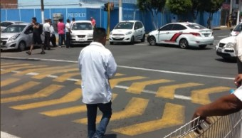Balacera en calzada Vallejo, Gustavo A. Madero, deja dos lesionados