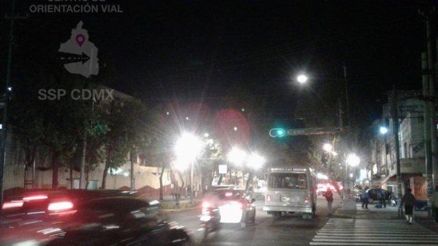 Persecución de automóvil provoca riña en la colonia Doctores