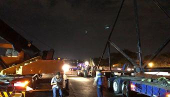Cerrarán tres carriles del Paso Express por instalación de colector sanitario