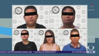 PGR detiene a servidores públicos de Quintana Roo por planear secuestro