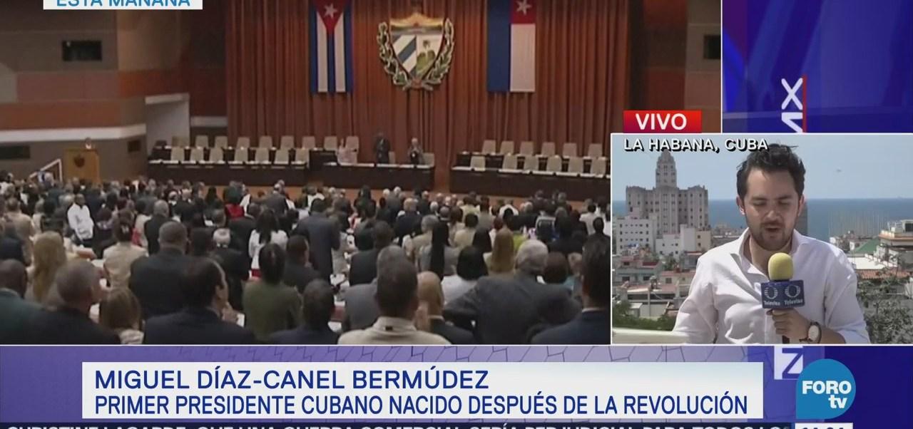 Poca reacción entre cubanos ante el nuevo presidente