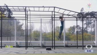 Ponte Fit: Entrenamiento para mujeres en parques
