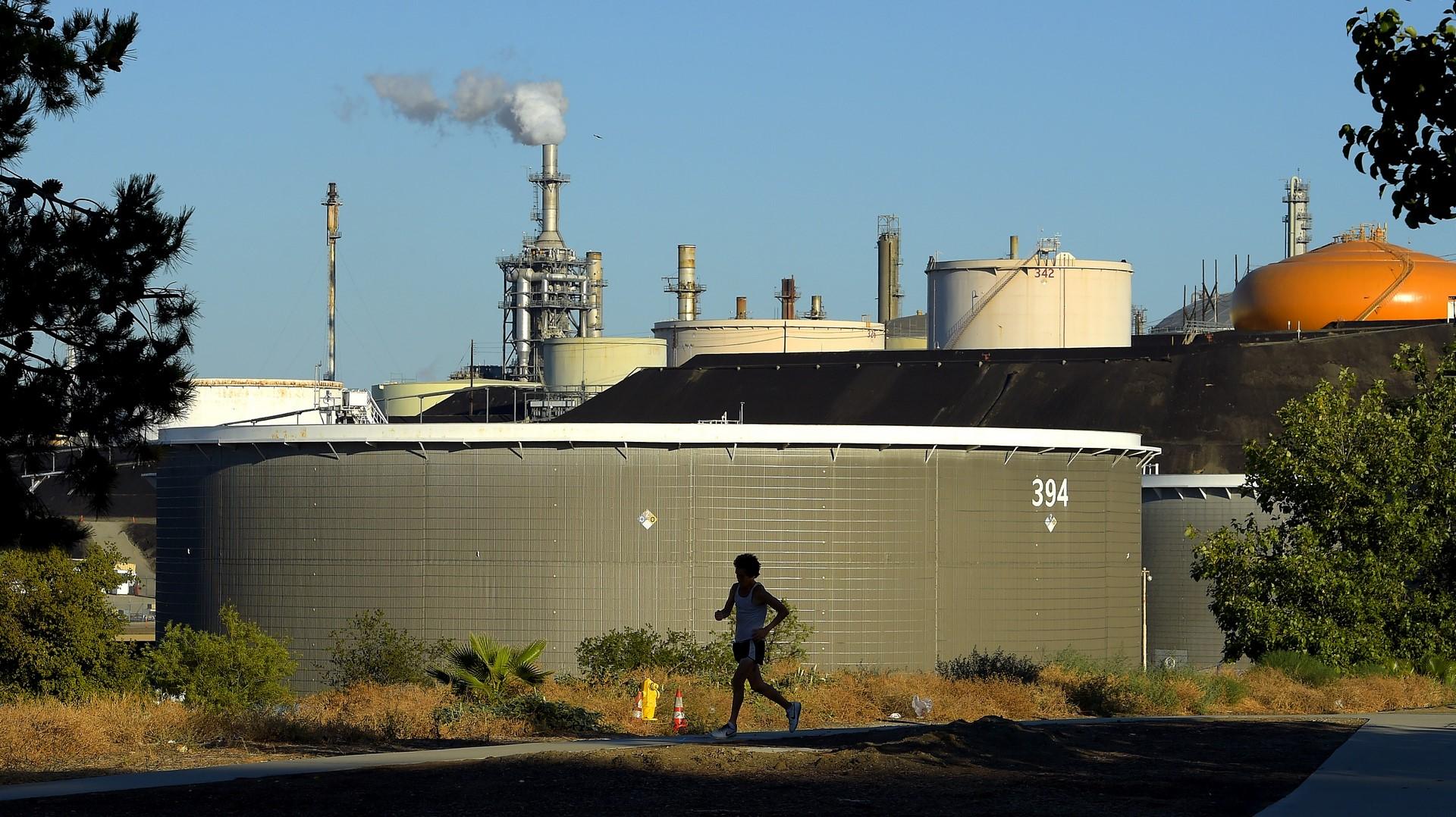 Precio del petróleo de EE.UU. termina sesión al alza