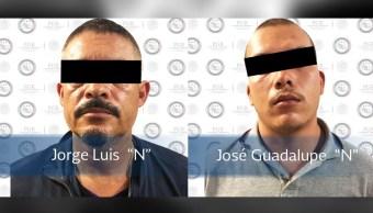 Aseguran a presuntos operadores de grupo delictivo en Tlajomulco de Zuñiga, Jalisco