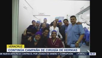 Programa Cirugía Hernias Veracruz