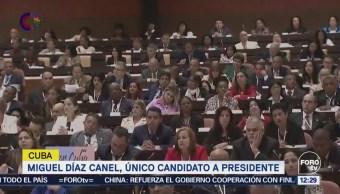 Proponen a Díaz-Canel para suceder a Raúl Castro como presidente de Cuba