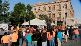 Maestros del SNTE mantienen por tercer día paro de labores Chihuahua
