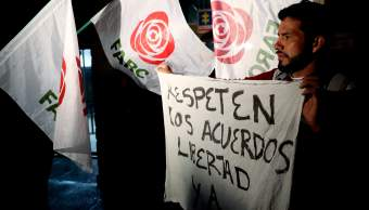 """FARC: Acuerdo de paz, """"punto más crítico"""" por captura de Santrich"""
