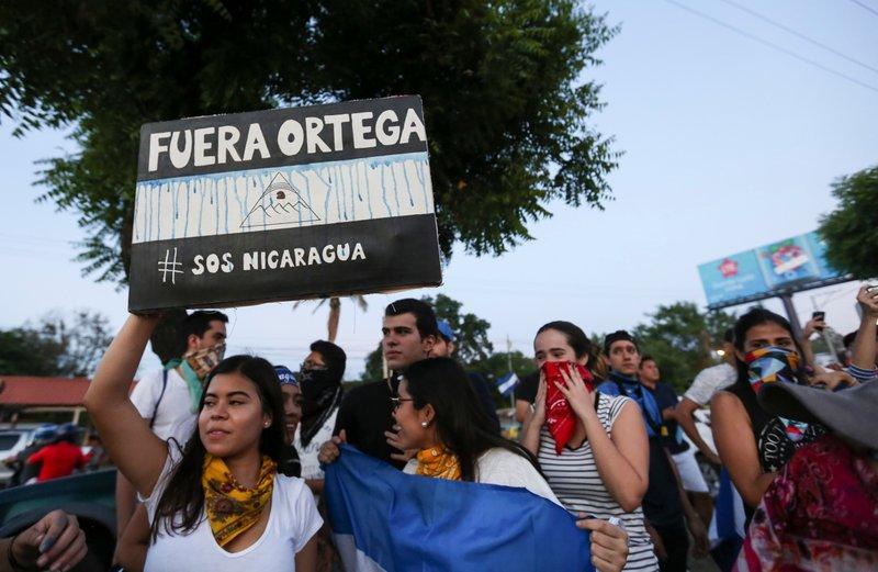 Que esta pasando en Nicaragua