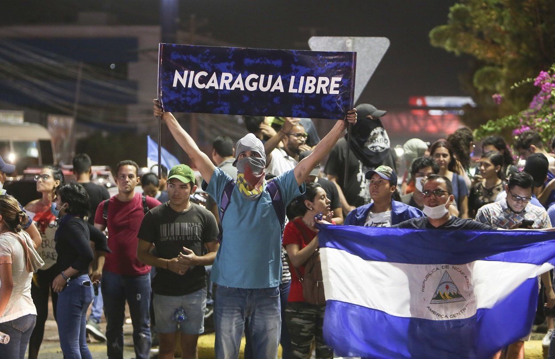 Estados Unidos ordena a sus funcionarios salir de Nicaragua por protestas