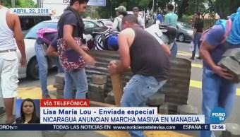 Protestas violentas en Nicaragua dejan 27 muertos