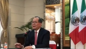 China no desea guerra comercial con EU, pero está preparado: embajador
