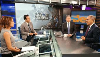 Fernández de Castro: Ataque a Siria representa al Trump fantoche