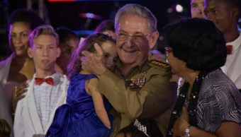 Raúl Castro celebra adolescentes antes dejar Presidencia Cuba