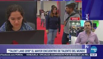 Realizan Premiaciones Concursos Talent Land 2018