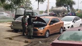 Rescatan a 21 migrantes en Tamaulipas