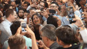 Ricardo Anaya se compromete a reducir criminalidad en México