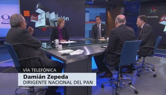 Ricardo Anaya Ganó Debate Asegura Damián Zepeda
