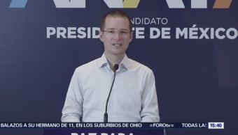 Ricardo Anaya Reta López Obrador Debate Ellos Dos