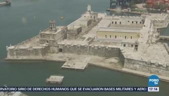 Fortaleza San Juan Ulúa Veracruz Belleza