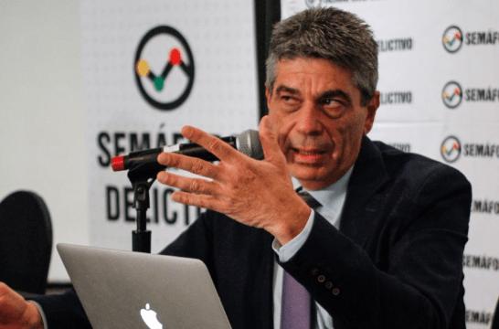 """""""Semáforo Delictivo"""" propone a partidos y candidatos una estrategia de paz"""