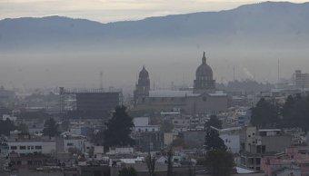 Ecatepec, Estado de México, presenta mala calidad del aire