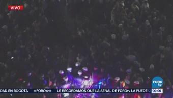 Se registran disturbios en Pensilvania tras final de basquetbol